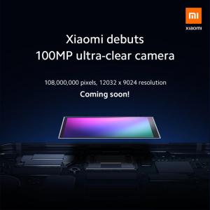 يجب أن يكون لدى أربعة أجهزة Xiaomi مستشعر كاميرا 108 ميجا من سامسونج 1