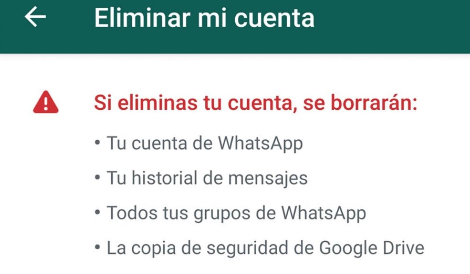 يحدث هذا مع حساب WhatsApp عندما يموت المالك 1