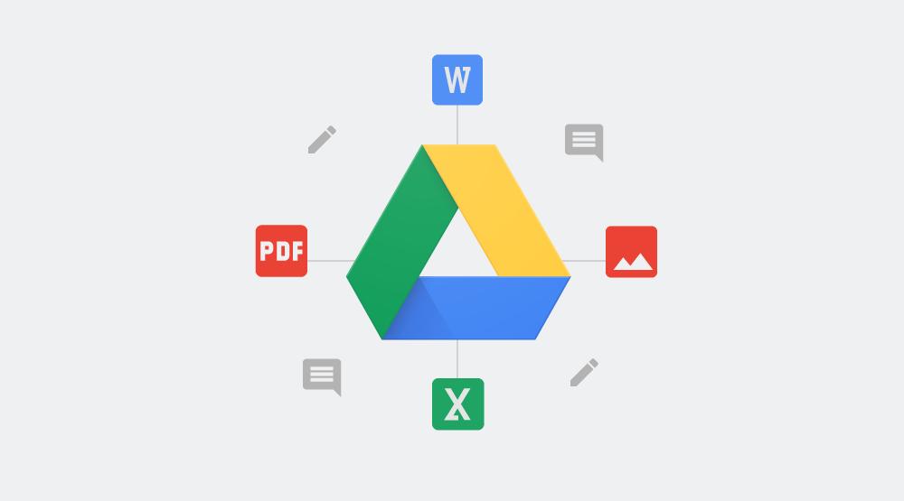 يسمح لك Google Drive بالفعل بملء نماذج PDF ، بحيث يمكنك القيام بذلك! 1