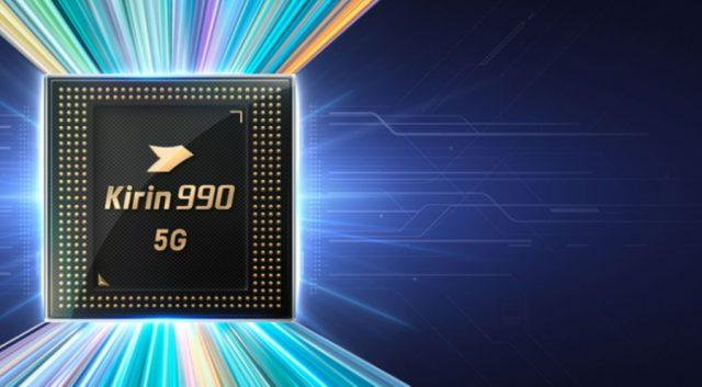 يعتبر جهاز Kirin 990 SoC من Huawei أول رقاقة مع مودم 5G مدمج 1