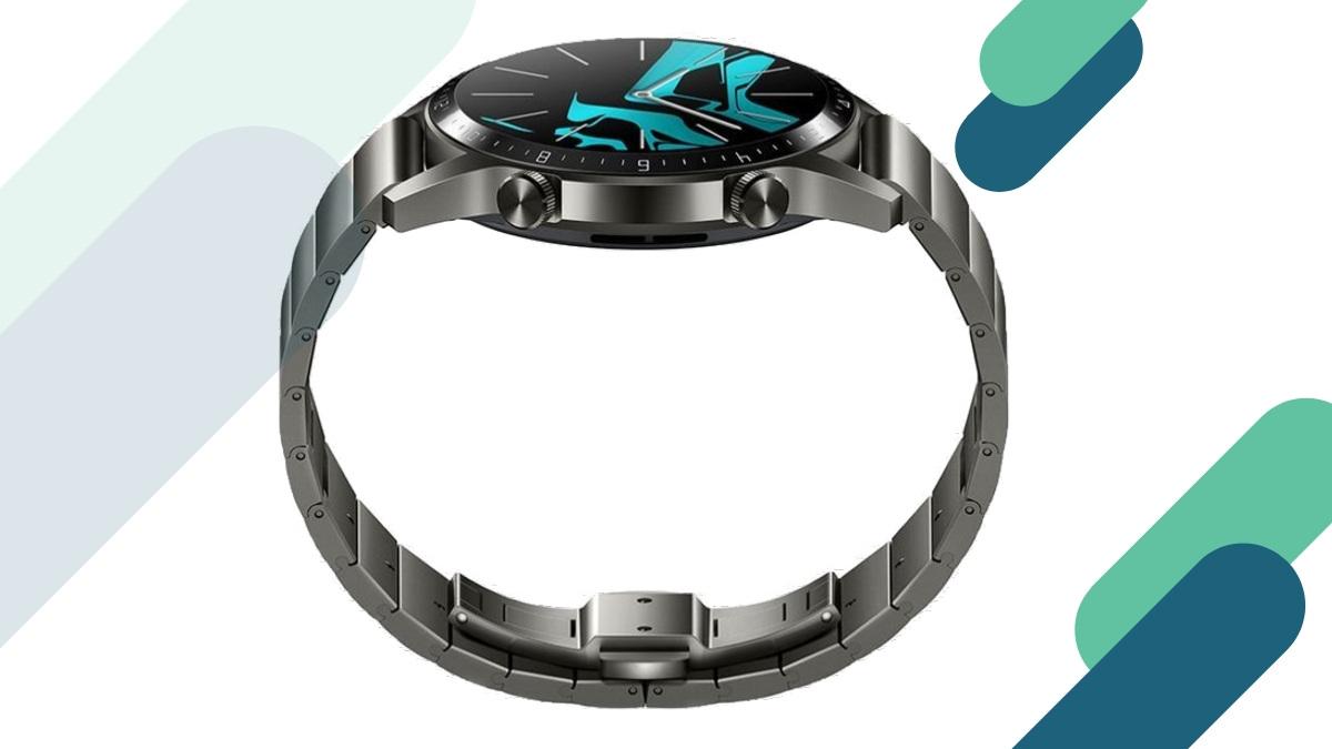 يكشف تسرب صور Huawei Watch GT2 عن تصميم جديد وأفضل 1