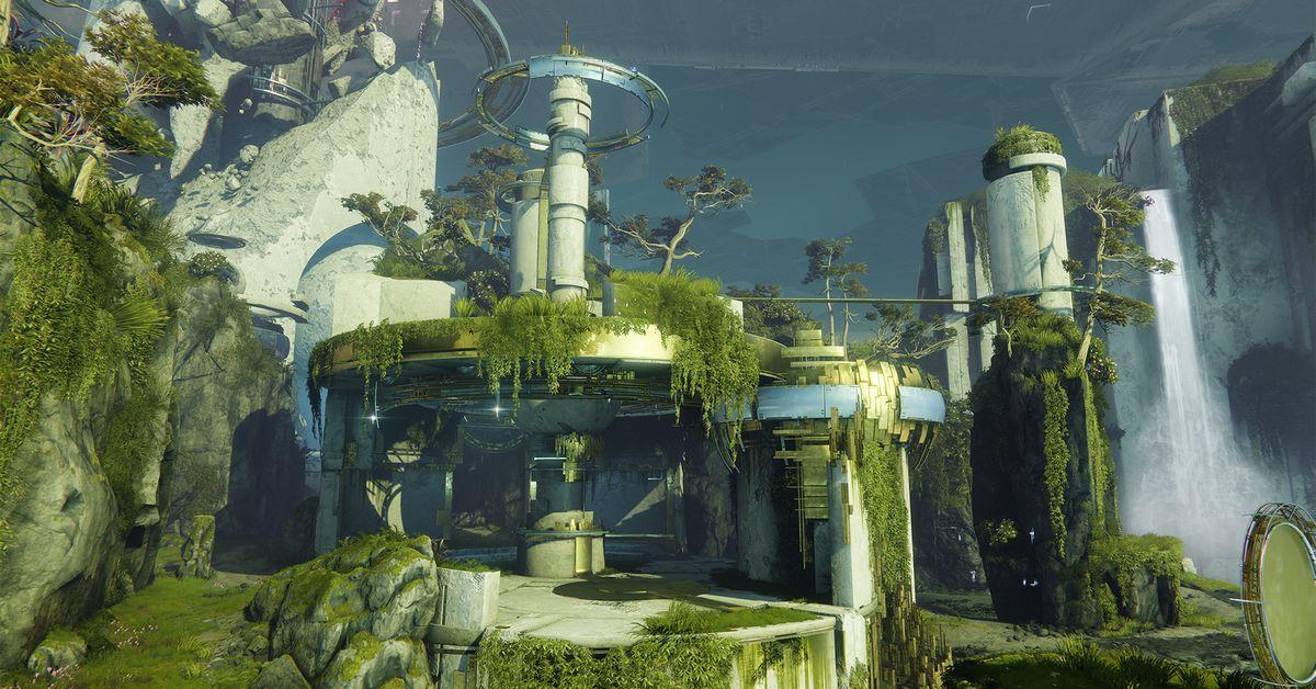 يكشف Bungie عن Destiny 2: تحديثات قدرة Shadowkeep ، ومجموعات الدروع 1