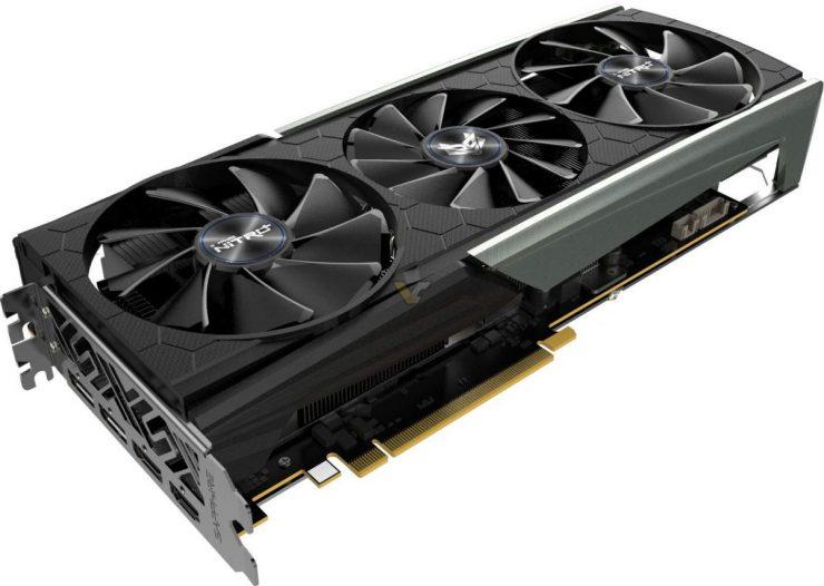 Sapphire Radeon RX 5700 XT NITRO + OC (11293-03-40G)