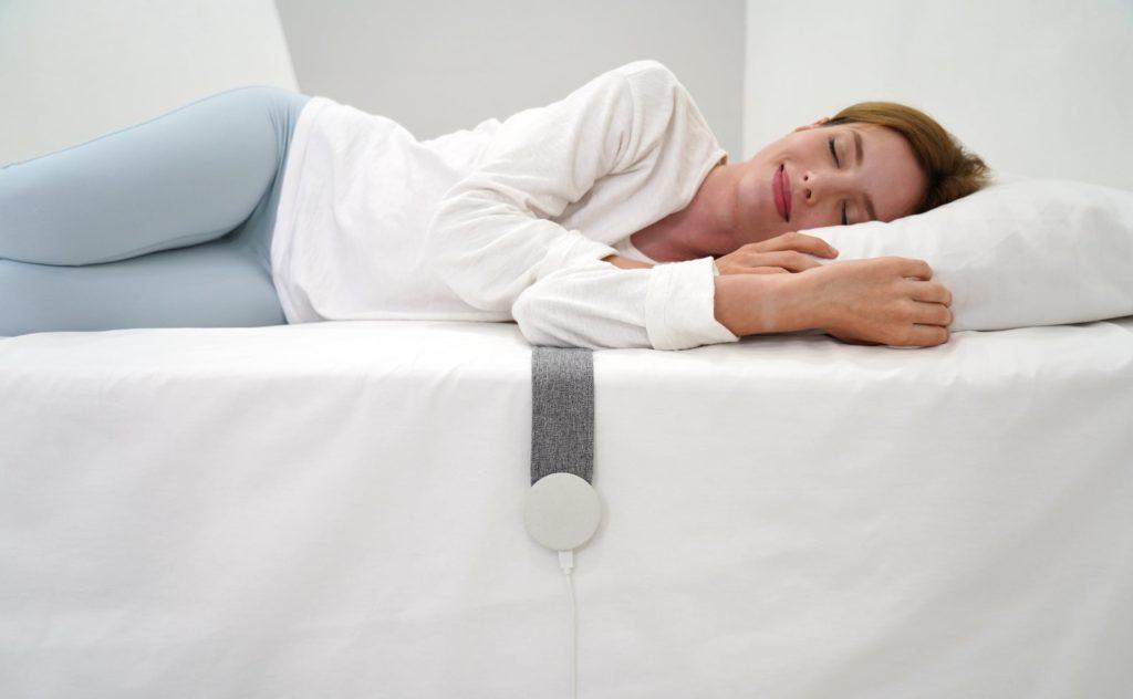 RESPIO دقيقة النوم البيومترية المدرب