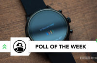 استعراض الأحفوري الجنرال 5 smartwatch