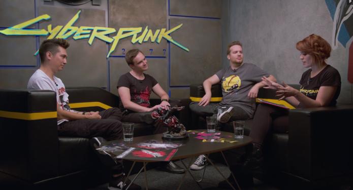 لعبة Cyberpunk 77 هي هنا 3
