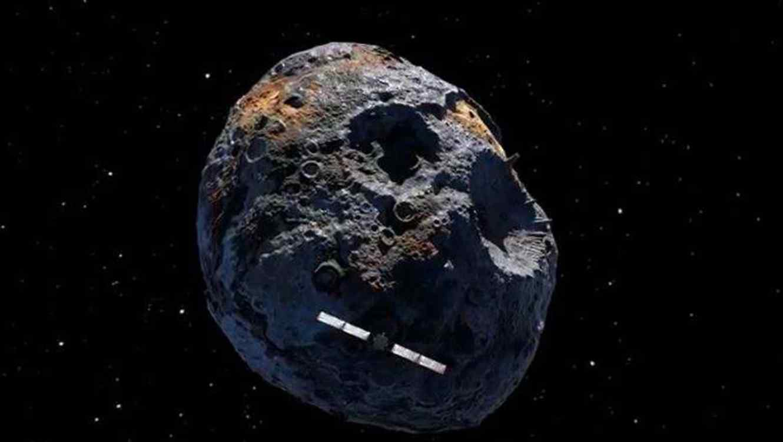 تخطط ناسا لإيجاد أدلة على أصل الأرض في كويكب معدني - Notitarde