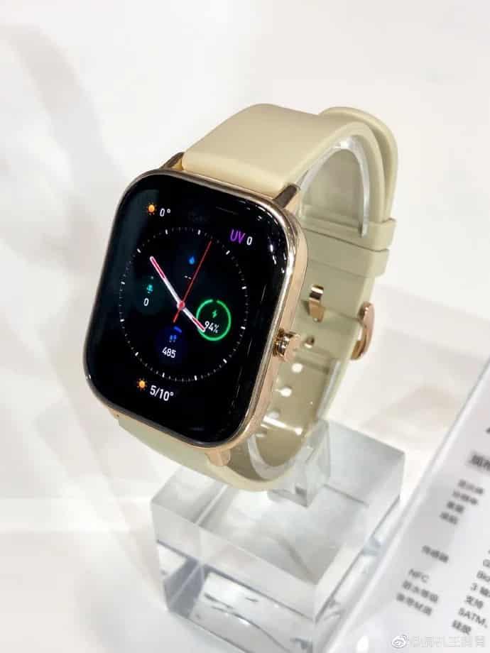 Amazfit GTS: مرحبًا بكم في Apple Watch من Xiaomi! 1