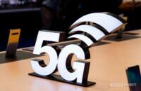 سامسونج Galaxy S10 5G 5G الشعار