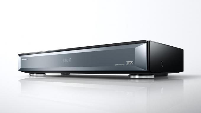 Panasonic 4K Blu-ray DMP-UB900