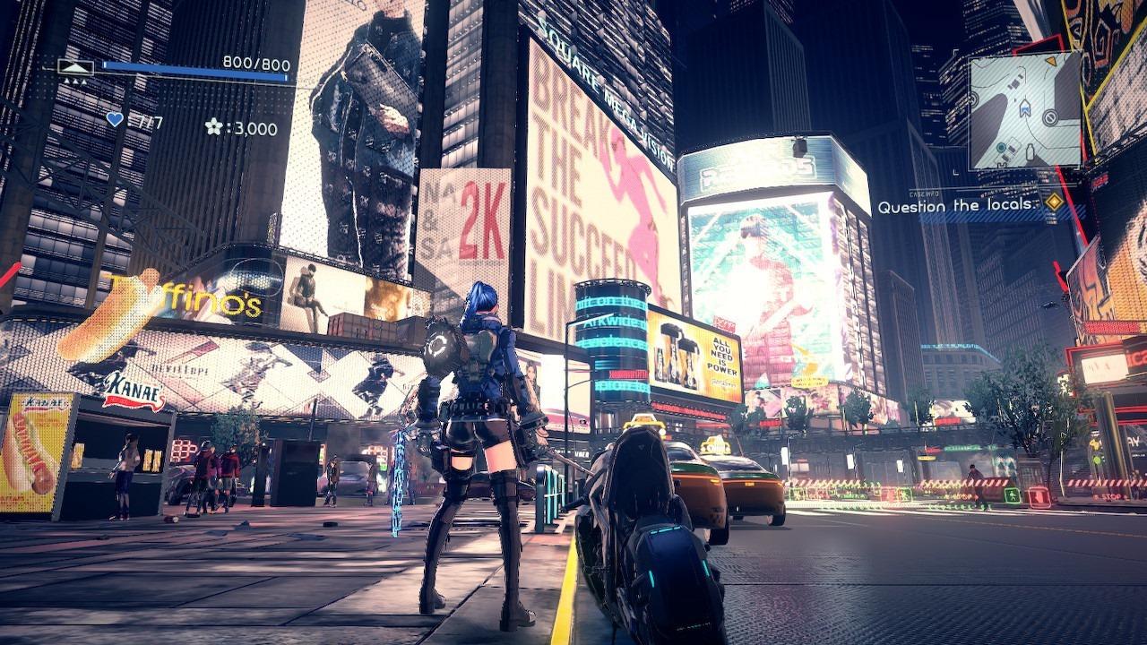 شرطة المستقبل تحمي البشرية من الانقراض. نجمي السلسلة هي لؤلؤة ألعاب الحركة 2019 - مراجعة 1