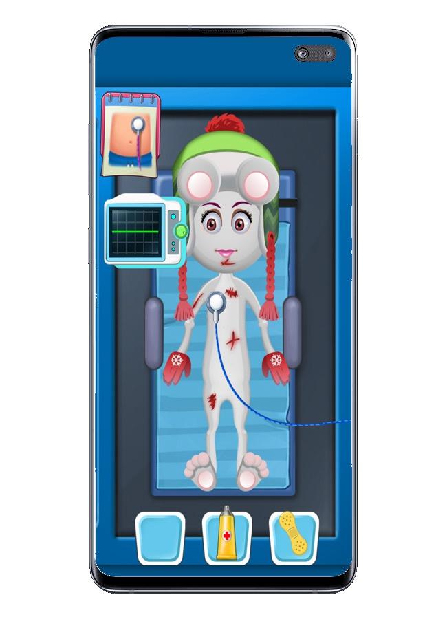 قصص مستشفى الطبيب ، علاج المرضى مع هذه اللعبة للجميع 1