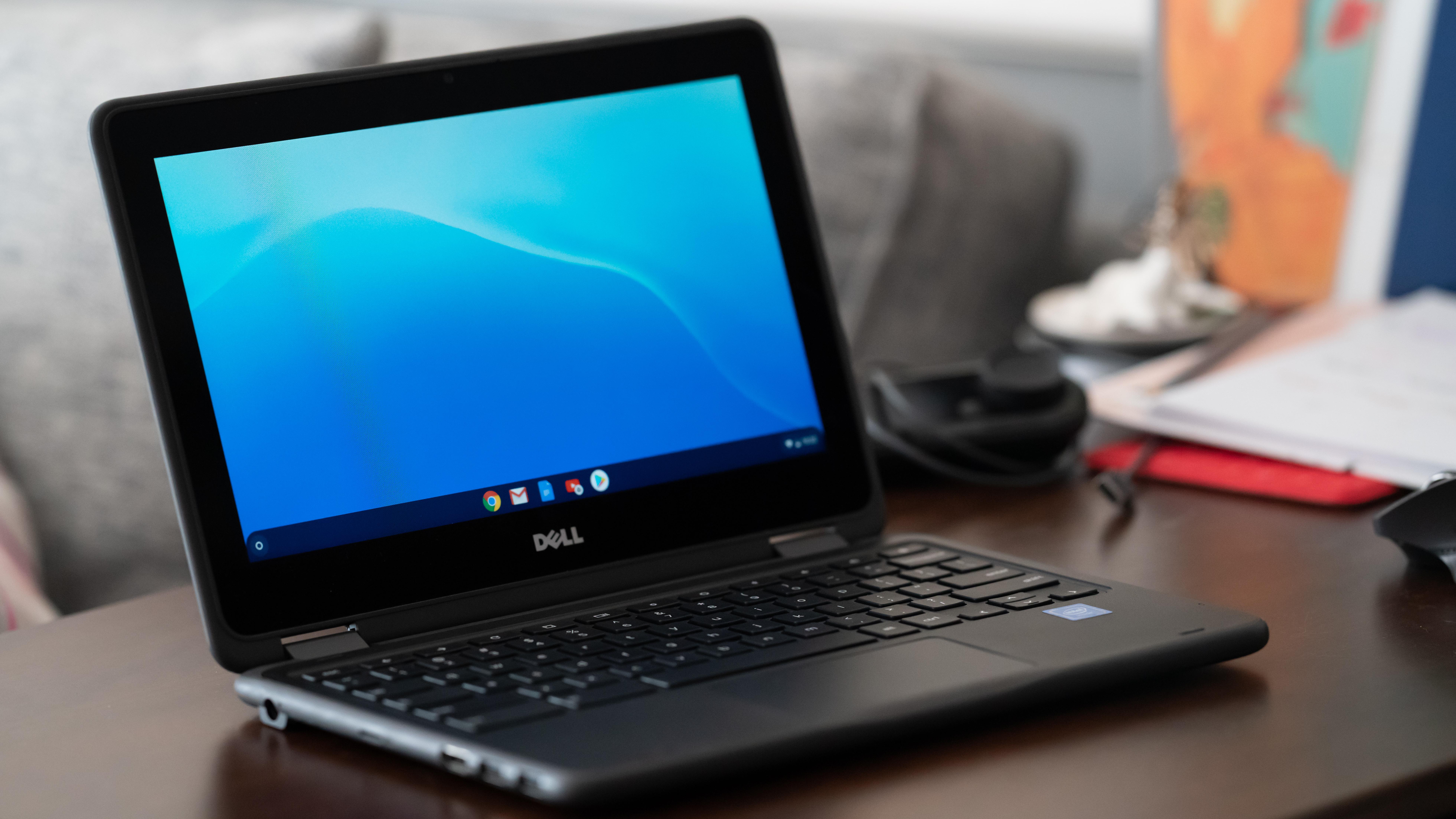 Dell Inspiron Chromebook 11 2 في 1