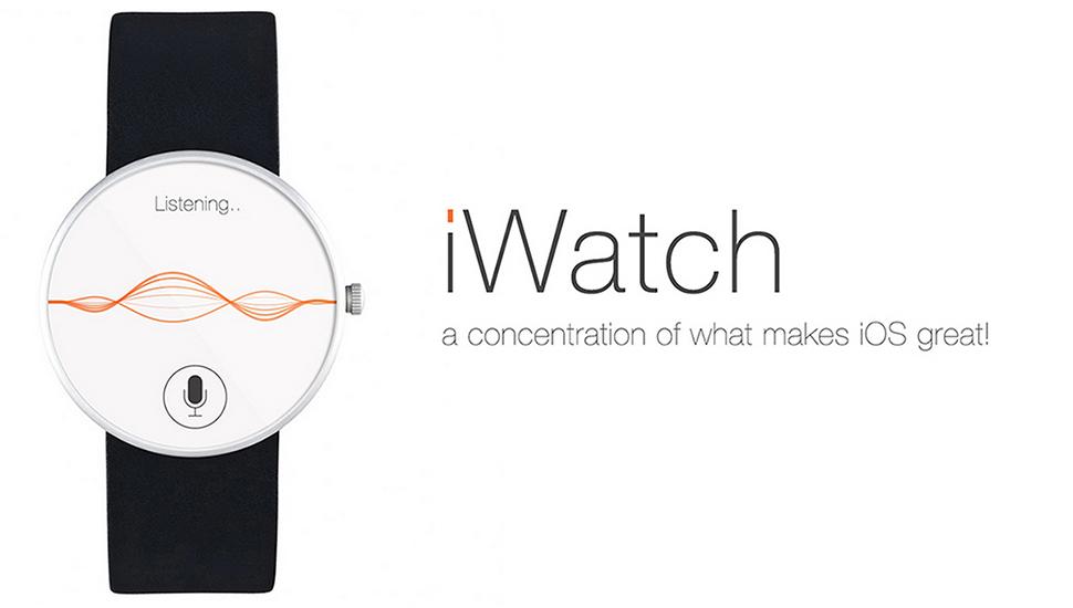 يعتمد نظام iOS 8 على التقنيات التي Apple بحاجة إلى iWatch 1