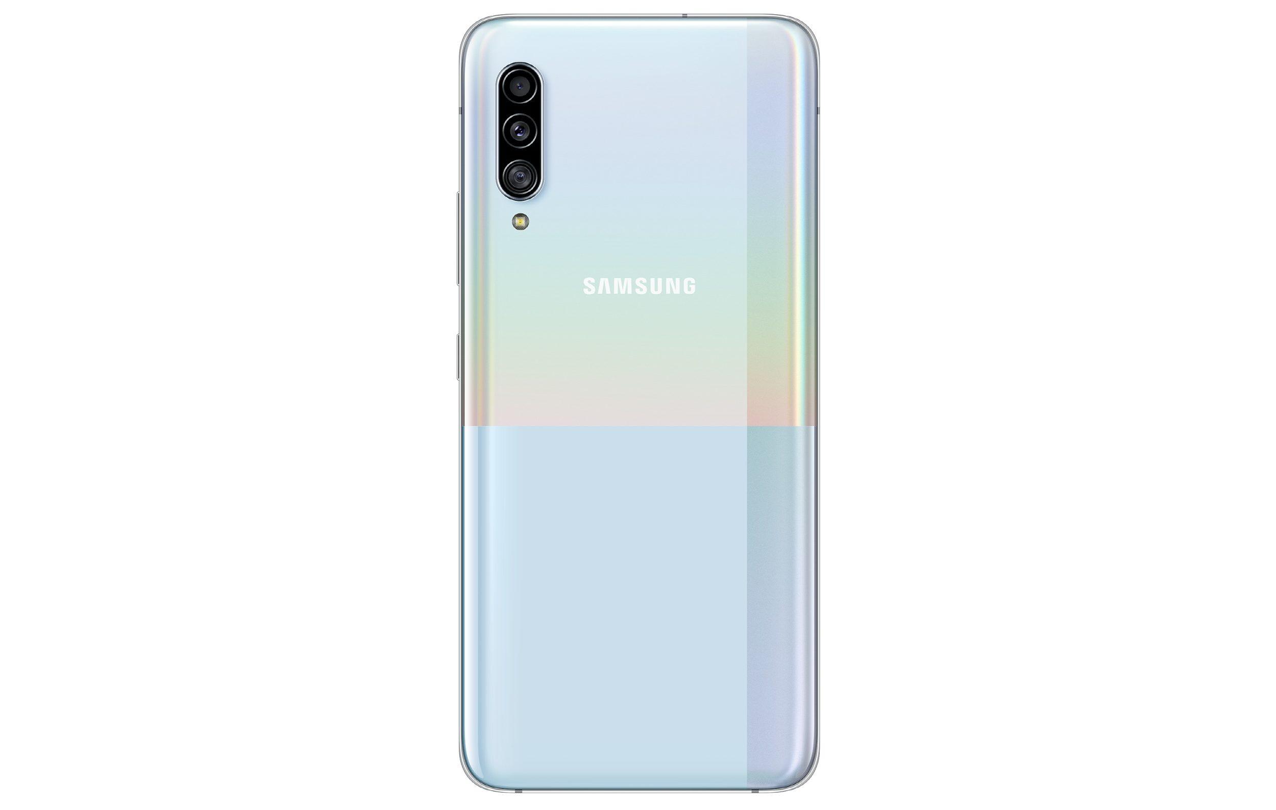 Galaxy A90 5G: تقدم Samsung توصيل الجيل التالي من الجيل الخامس بتقنية النطاق 5 رينجرز 1