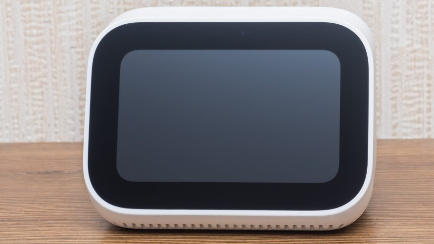 Xiaomi شياو منظمة العفو الدولية تعمل باللمس: شاشة اللمس الذكية المتكلم 8