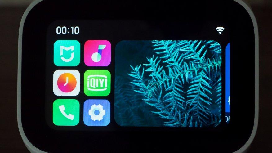 Xiaomi شياو منظمة العفو الدولية تعمل باللمس: شاشة اللمس الذكية المتكلم 20