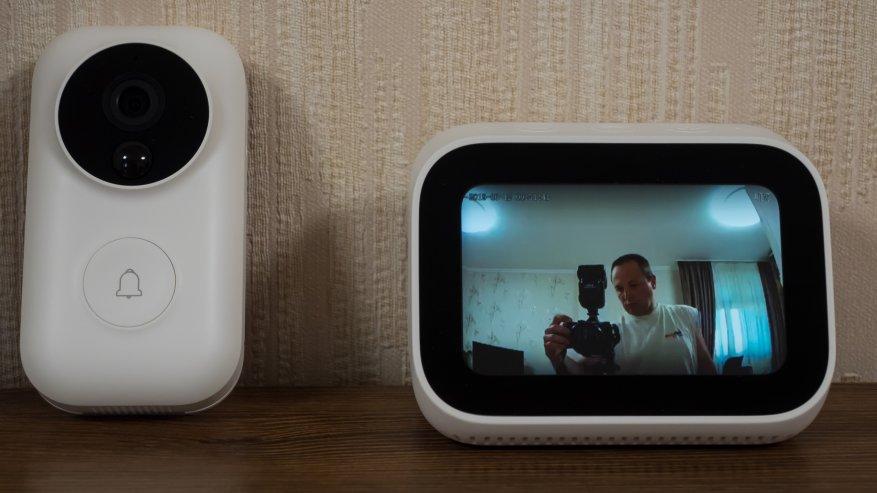 Xiaomi شياو منظمة العفو الدولية تعمل باللمس: شاشة اللمس الذكية المتكلم 32