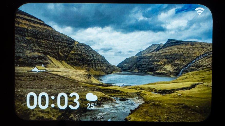 Xiaomi شياو منظمة العفو الدولية تعمل باللمس: شاشة اللمس الذكية المتكلم 59