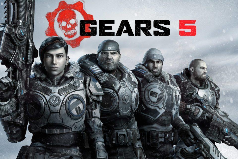 """يعد """"Gears Ink"""" فرصة مثالية لمحبي Gears of War لإظهار مدى حبهم للمسلسل 1"""