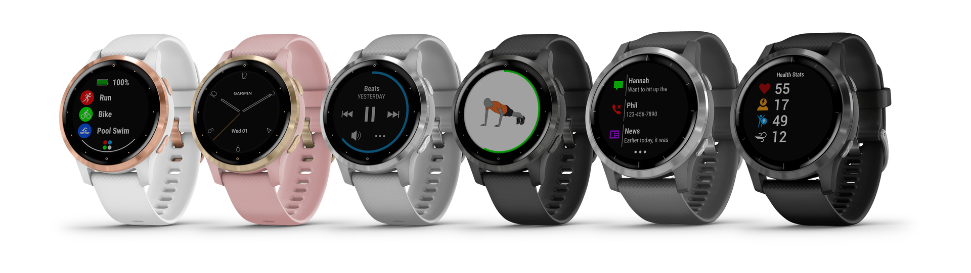غارمين vivoactive 4 smartwatches