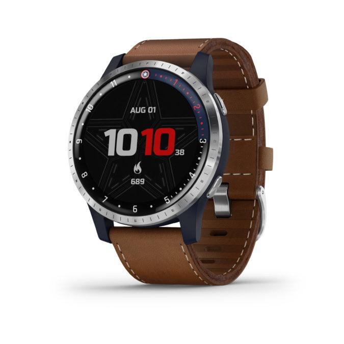 غارمين بطل إرث smartwatch كابتن أمريكا