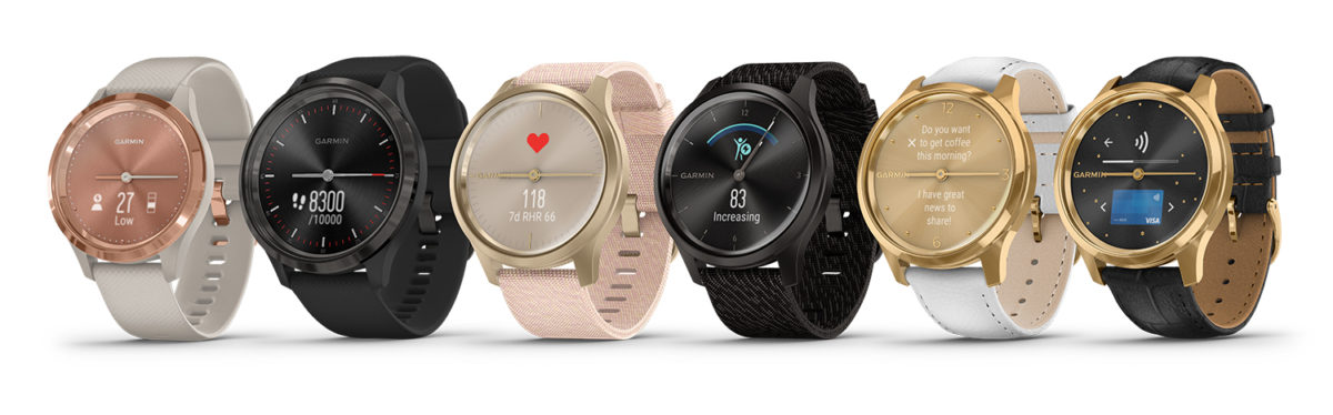 "Garmin vivomove 2019 smartwatches الهجينة 1 ""width ="" 1200 ""height ="" 374"