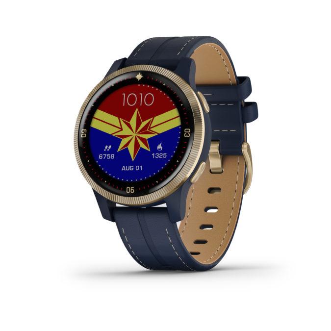 غارمين بطل إرث smartwatch الكابتن الأعجوبة