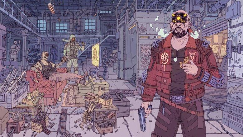 يعرض Cyberpunk 2077 التصميم النهائي لأحد كتب الصلب الخاصة به 2