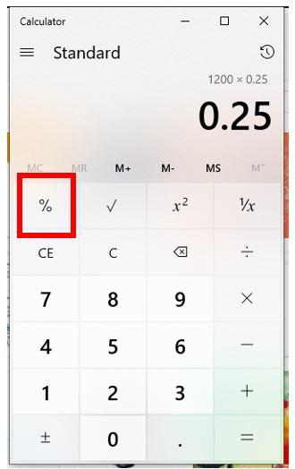 مستشار إهانة أمتعة كيف احسب النسبة المئوية بدون آلة حاسبة Myfirstdirectorship Com