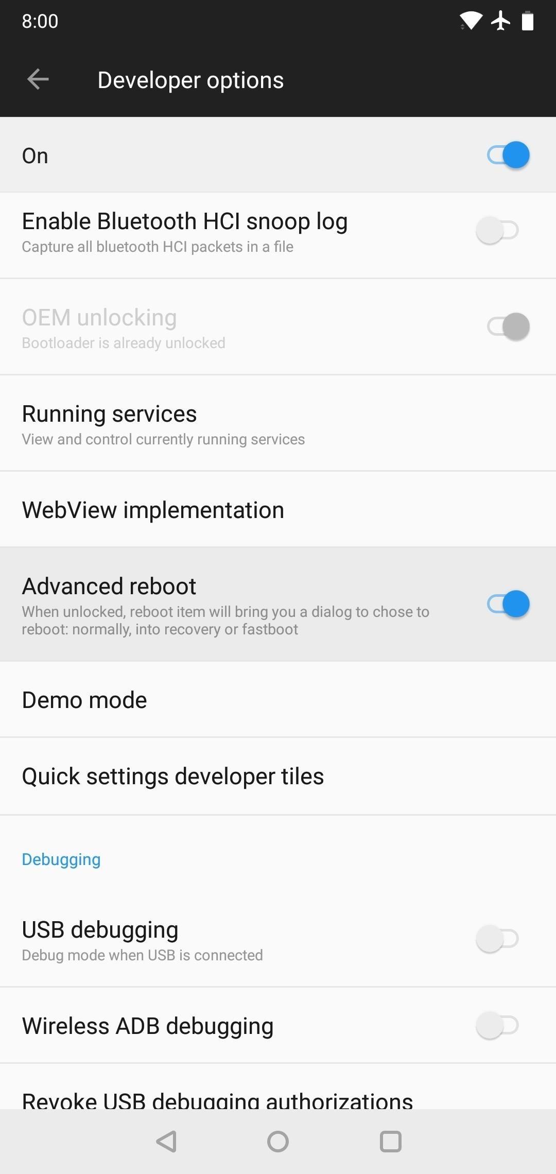 كيفية تثبيت TWRP Custom Recovery على جهاز OnePlus 6 الخاص بك