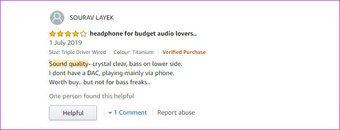أفضل سماعات أذن في الهند التي يمكنك شراء 1 أكثر