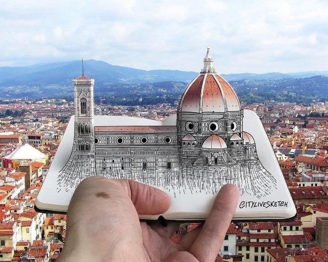 هذا الفنان المذهل يغير وجهة نظرك للعالم من خلال الرسومات الرائعة 15