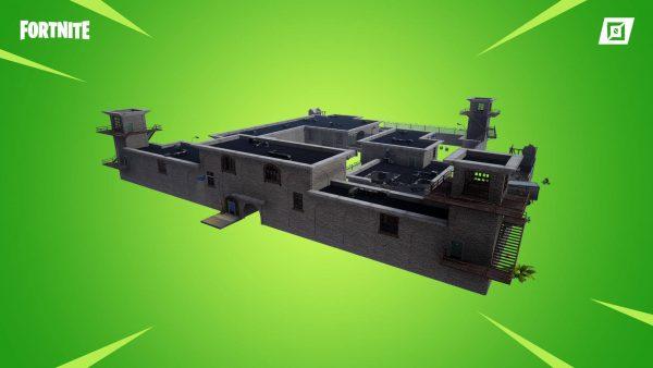 Fortnite يضيف تحديث محتوى الإصدار v10.20 جزيرة عائمة ومصنع Zapper Trap و Flush Factory 2