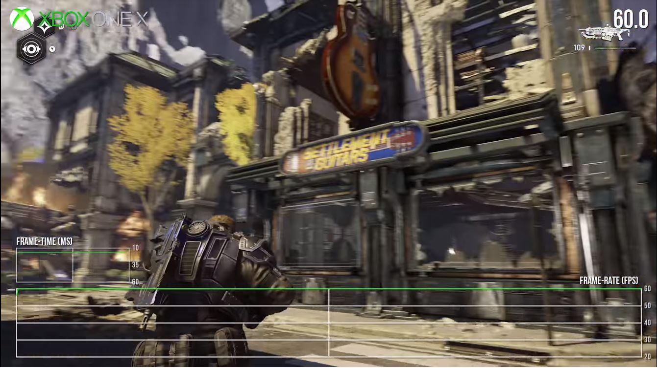 هل يعتبر Gears 5 معيارًا جديدًا لأجهزة Xbox One؟ مسبك رقمي يؤكد ذلك