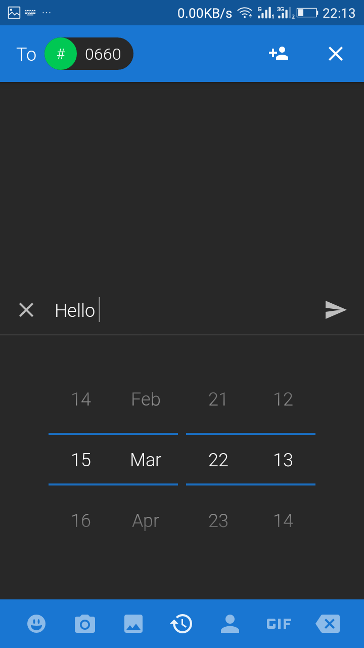"""كيفية جدولة الرسائل النصية على Android """"width ="""" 253 """"height ="""" 450 """"srcset ="""" https://techviral.net/wp-content/uploads/2015/07/How-To-Schedule-Text-Messages-On -Android-5.png 720w ، https://techviral.net/wp-content/uploads/2015/07/How-To-Schedule-Text-Messages-On-Android-5-169x300.png 169w ، https: / /techviral.net/wp-content/uploads/2015/07/How-To-Schedule-Text-Messages-On-Android-5-576x1024.png 576w، https://techviral.net/wp-content/uploads/ 2015/07 / How-To-Schedule-Text-Messages-On-Android-5-696x1237.png 696w ، https://techviral.net/wp-content/uploads/2015/07/How-To-Schedule-Text -Messages-On-Android-5-236x420.png 236w """"data-lazy-sizes ="""" (الحد الأقصى للعرض: 253 بكسل) 100 فولت ، 253 بكسل"""
