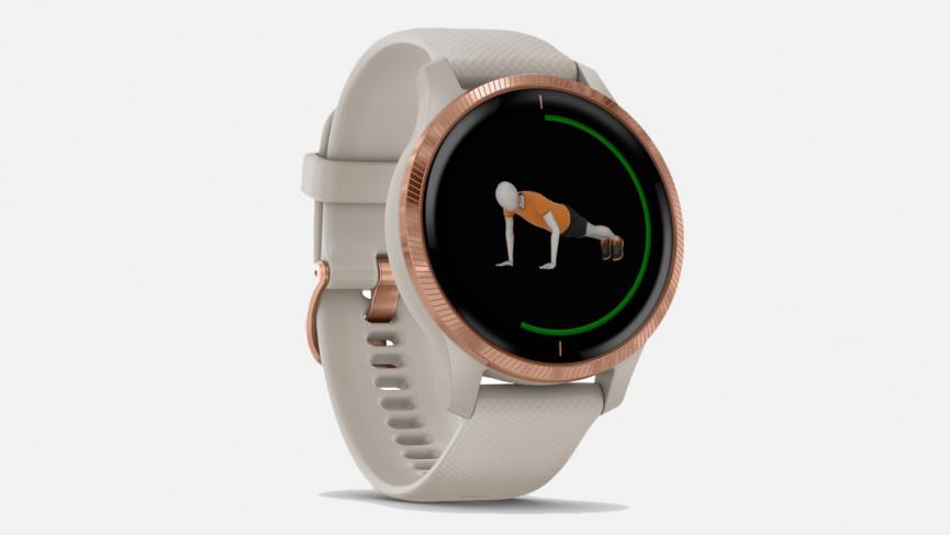 توفر ساعة Garmin Venu الذكية بالكامل AMOLED بطارية لمدة خمسة أيام