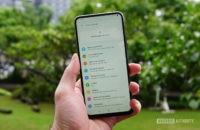 آسوس Zenfone 6 إعدادات القائمة