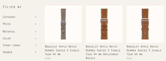 اسم Apple Watch تم الكشف عن السلسلة 5 بواسطة بعض الشركاء