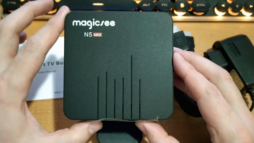 محول الوسائط Magicsee N5 Max: لا توجد أسئلة 6