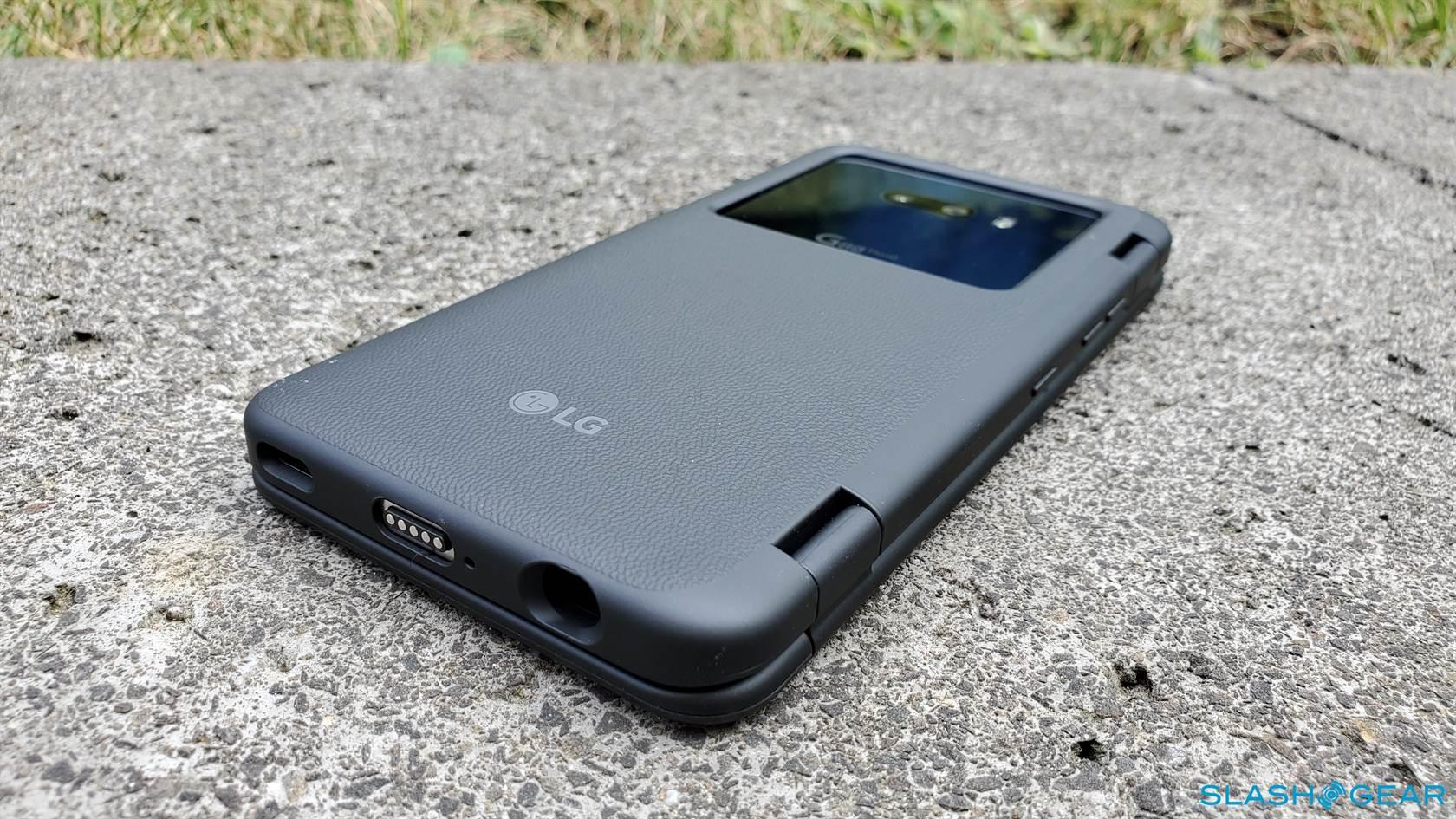 يجلب LG G8X ThinQ شاشة مزدوجة محسنة ومهام متعددة أكثر ذكاءً 4