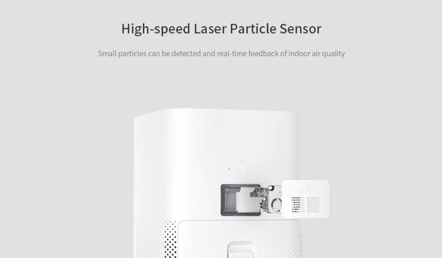 XIAOMI Mijia لتنقية الهواء 3 مراجعة: أداء منخفض الضوضاء مع المزيد من حجم الهواء 4