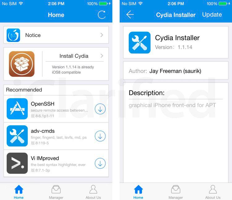 أصبح بإمكان Cydia الآن التثبيت من iPhone باستخدام Jailbreak 2