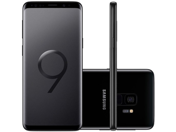 لقد ابتكرت سامسونج في Galaxy S9 مع كاميرا فتحة مزدوجة (الصورة: مجلة لويزا)