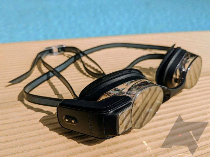 مراجعة نموذج نظارات AR: تعقب السباحة أروع وأكثر دقة حاولت من أي وقت مضى 1