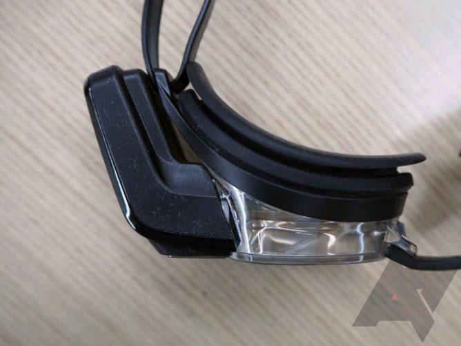 مراجعة نموذج نظارات AR: تعقب السباحة أروع وأكثر دقة حاولت من أي وقت مضى 4