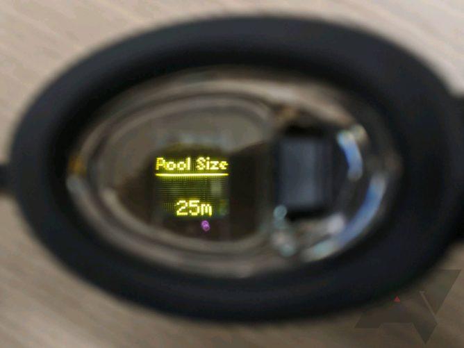 مراجعة نموذج نظارات AR: تعقب السباحة أروع وأكثر دقة حاولت من أي وقت مضى 8