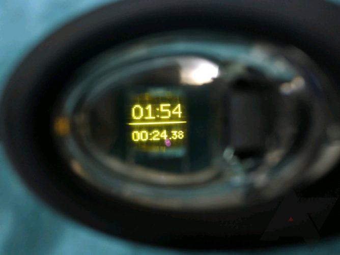 مراجعة نموذج نظارات AR: تعقب السباحة أروع وأكثر دقة حاولت من أي وقت مضى 9