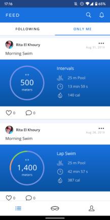 مراجعة نموذج نظارات AR: تعقب السباحة أروع وأكثر دقة حاولت من أي وقت مضى 12