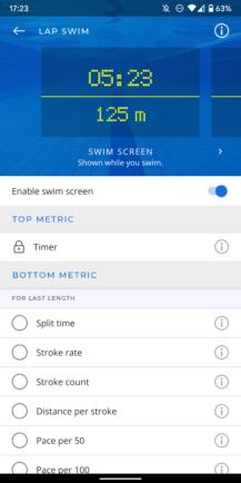 مراجعة نموذج نظارات AR: تعقب السباحة أروع وأكثر دقة حاولت من أي وقت مضى 21